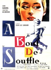 A Bout de Souffle - Acossado - Jean-Luc Godard